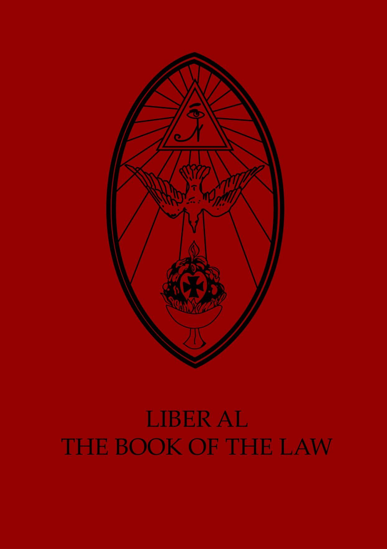 Liber AL - The Book Of The Law (Aleister Crowley) Seshat Publishing House Universal
